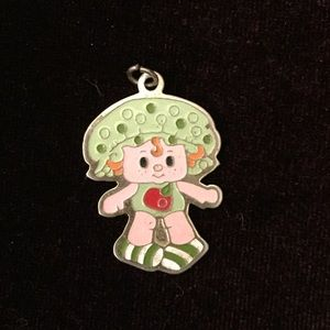 Vintage Apple Dumpling/ Strawberry Shortcake Charm